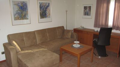 Photo for BEAUTIFUL HOLIDAY APARTMENT up to 3 PEOPLE 4 STAR CAT. in Thalfang MOSEL HUNSRÜCK