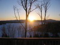 The property was very clean with great decor and a beautiful view overlooking Connecticut lake!