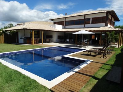 Photo for HOUSE NEAR THE BEACH OF LORD IN PRAIA DO FORTE