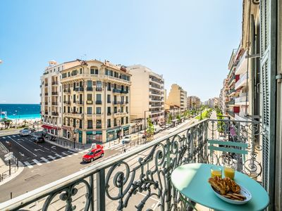 Photo for Californie - NEW! Stunning apartment with Sea View!
