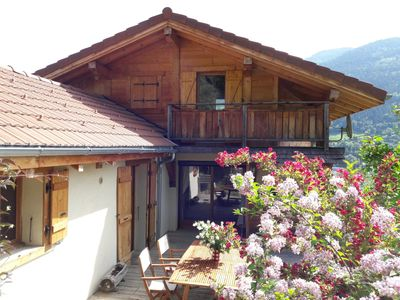 Photo for Charming Mountain Chalet