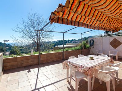 Photo for Club Villamar - Nice apartment located in a quiet urbanization of Lloret de Mar with private park...