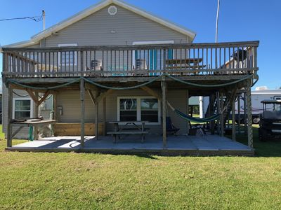 Humble House in Grand Isle , Louisiana. Vacation Rental with Gulf veiw