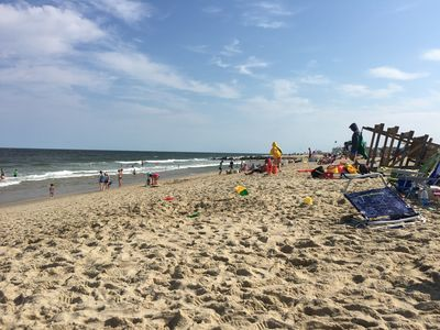 Photo for Jersey Shore Beach Escape( Walking  Distance)