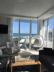 Designer Ocean View Penthouse Only Steps from the Sand