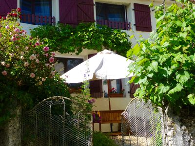 Photo for 2BR Cottage Vacation Rental in Gourgé, Nouvelle-Aquitaine