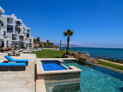 Photo for Baja Oceanfront Mexican Charm- listen to the waves from every room!