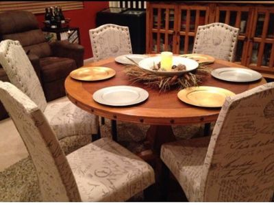 Photo for DJ's Bed & Bistro - Rustic Elegance, Complementary Light Breakfast up to 3 days.