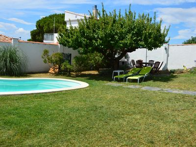 Photo for VILLA FOR QUIET HOLIDAYS WITH PRIVATE SWIMMING POOL
