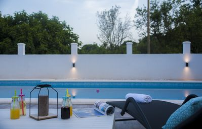 Photo for Enjoy your private pool and outdoor kitchen