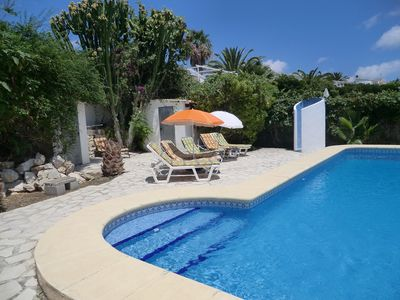 Photo for Family Villa With Private Pool, 10 Min Drive To Beach, free English TV and Wifi