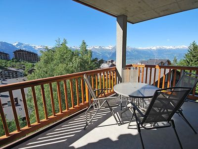 Photo for Apartment Les Chouettes 21 in Nendaz - 6 persons, 3 bedrooms