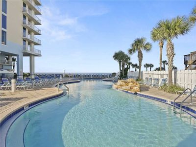 Tropical Landscaping - The pool is refreshing, but so are the views. Come experience the best of both worlds at the Majestic Community!