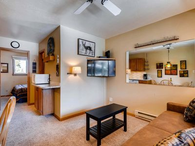 Photo for Rustic Retreat, Wi-Fi, Outdoor Hot Tubs, Parking for 1 Car