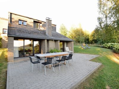 Photo for Cozy Villa in Vielsalm with Private Garden