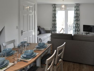 Photo for 3 bedroom accommodation in Amble