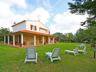 Photo for Podere Cernaia Holiday Home, Sleeps 6 with Free WiFi