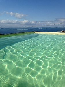 Photo for PANORAMIC SEA VIEW - POOL - WIFI