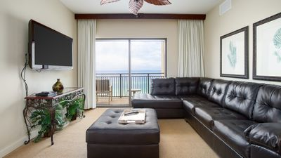 Photo for Stunning Beachview Condo! Corner Unit! Close to Pier Park!