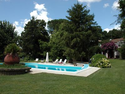 Photo for Lovely Villa 45km from Rome