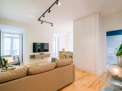 Photo for Modern Apartment in Chiado (The Heart of Lisbon) -1