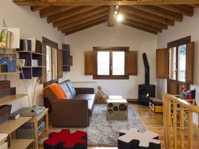 Photo for ecological house in the heart of La Rioja