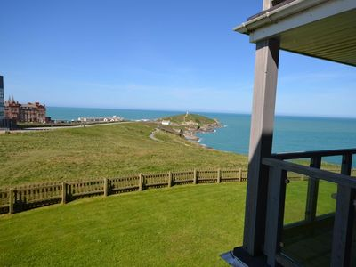 Photo for 3 bedroom Apartment in Newquay - CRIBP