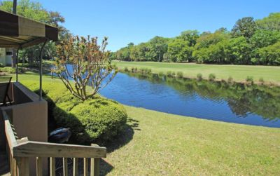 Photo for Best Golf/Lagoon View in Shipyard - SUMMER SALE $800 WEEK REMAINING WEEKS