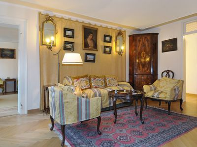 Photo for Palazzetto da Schio - Apartment with Canal view - 2 bedrooms