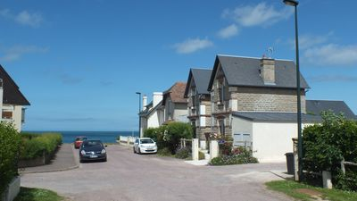 Photo for House in Luc Sur Mer, three rooms, very close to sea