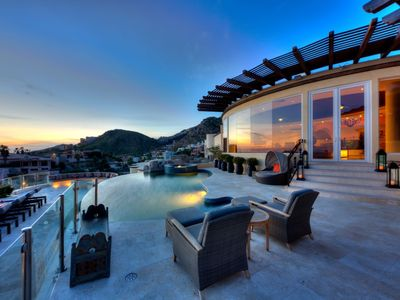 Photo for 7BR House Vacation Rental in Cabo San Lucas, Pedregal, MX