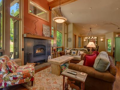 Photo for Fairway - 3 Bed 3.5 Bath Walking Distance to Everything in Tahoe City