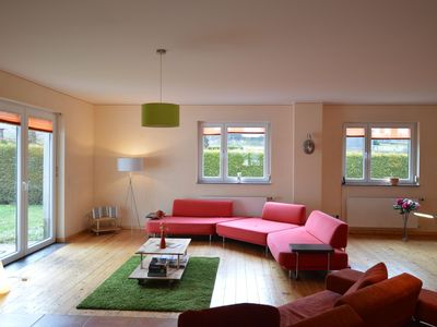 Photo for Nifty Holiday Home in Hellenthal with Sauna