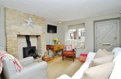 Photo for Bakers Cottage - a beautiful, traditional Cotswold stone cottage
