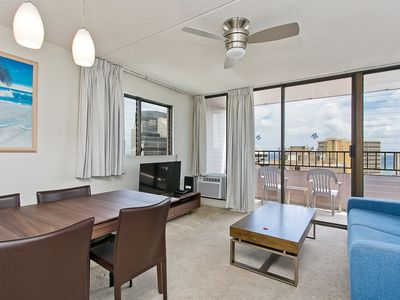 Photo for **Professionally Sanitized**Ocean View Royal Kuhio~Great Amenities+Parking!