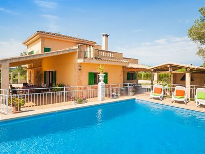 Photo for Villa between Manacor and Sant Llorenc, only 15 Min. to the coast
