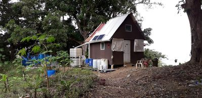 Secluded offgrid cabin escape - Charlotteville