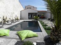 Lovely spot to relax and explore all Ile de Re has to offer