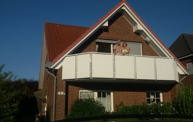Photo for Spacious apartment for 2 - 4 people directly in Cuxhaven-Duhnen