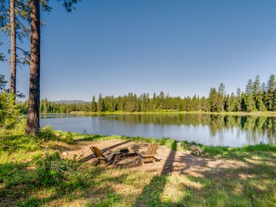 Photo for The Fisherman's Dream Cabin at Muskrat Lake