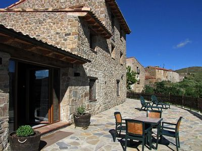 Photo for Self catering Villa de la peña for 14 people