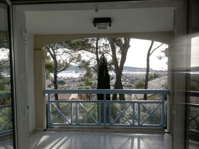 Photo for T2 apartment with sea views and pool