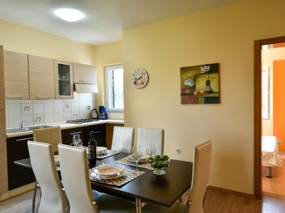 Photo for Apartment Mlinica in Ljubač - 6 persons, 2 bedrooms