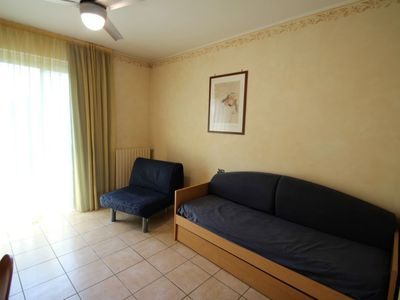 Photo for Apartment in the center of Toscolano Maderno with Parking, Internet, Washing machine, Garden (115643)