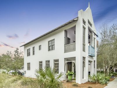 Photo for Carlin Ward Cottage - In Rosemary Beach-One Block From Shops & Restaurants!!