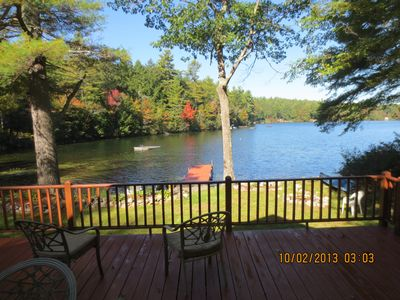 Photo for Cozy Cottage On Coffee Pond