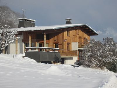 Photo for apartment - 2 rooms - 4 personsStudio flat in a chalet