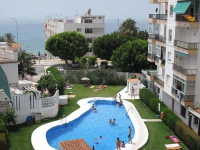 Photo for Apartment located on the 7th floor near the Torrecilla beach, 1 bedroom