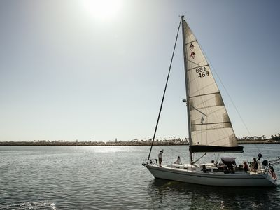 Photo for Anchors Away - Stay on board a Catalina 42 Foot Yacht in San Diego