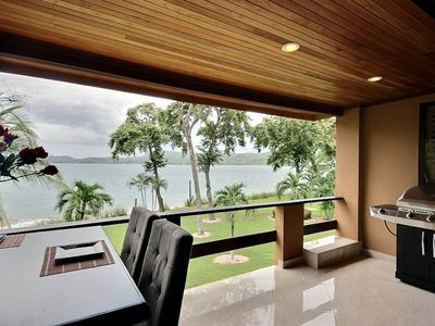 Photo for Beachfront 3 Bedrooms 3 Baths New Condo Flamingo Costa Rica King Size Beds